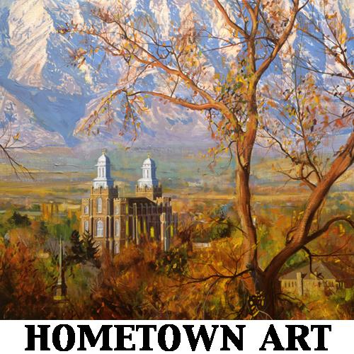 Cache Valley Art Portfolio Jeremy Winborg